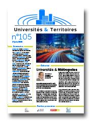 Universités & Territoires n°105