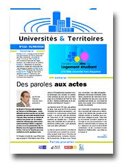 Universités @ Territoires n°112
